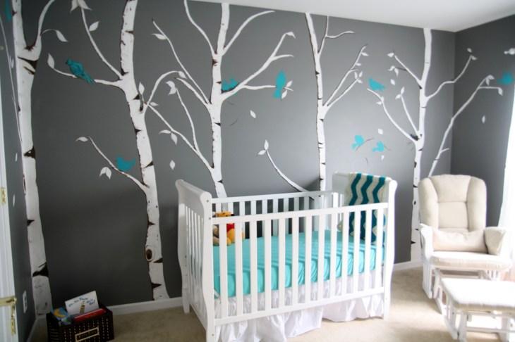 soba za bebe dizajn