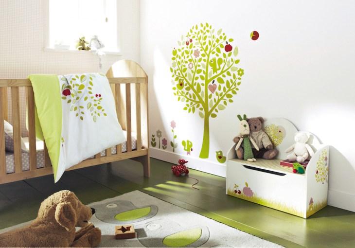 soba za bebe krevetac uredjenje