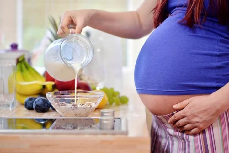 kako sprijeciti debljanje u trudnoci