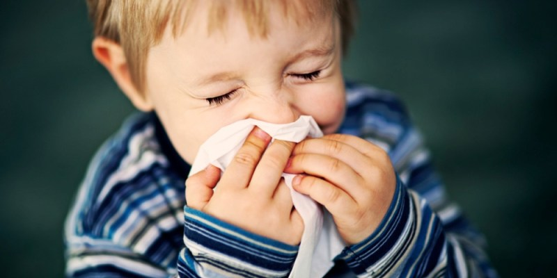 naucite dijete da ispuse nos