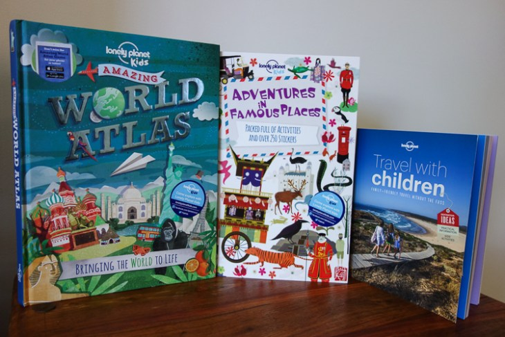 Lonely Planet Kids Amazing World Atlas Bringing the World to Life
