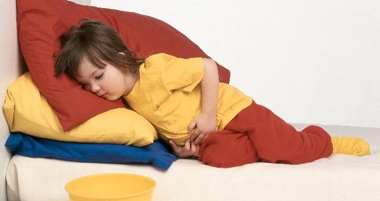 stomacni virus kod djece