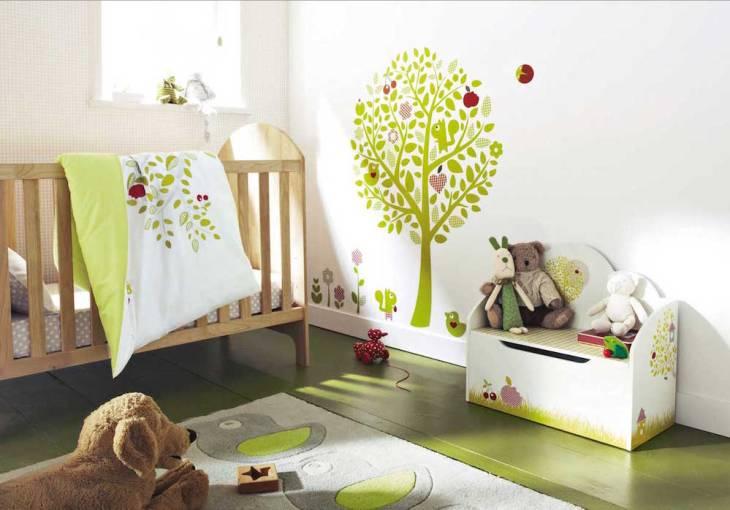 zelena soba za djecu