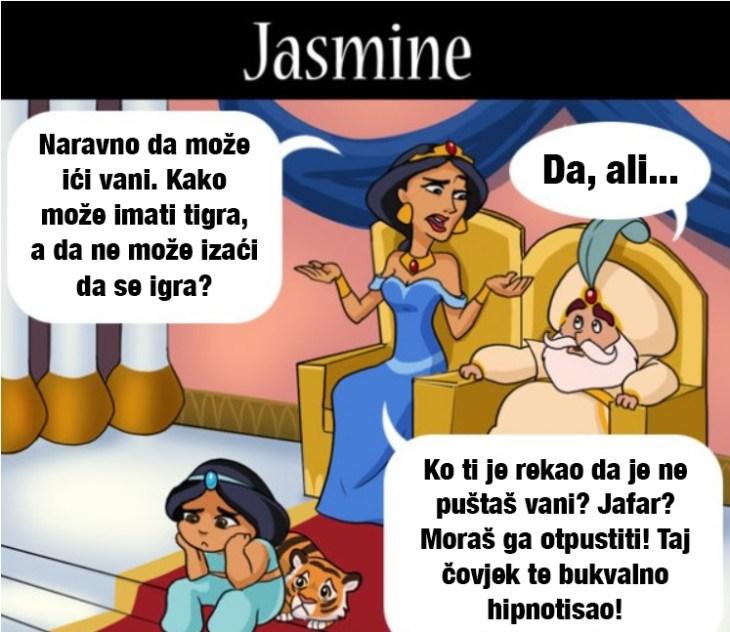 Jasmine Aladin