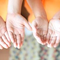 djecije ruke