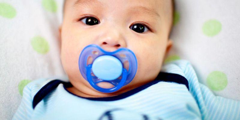 koriscenje dude bebe