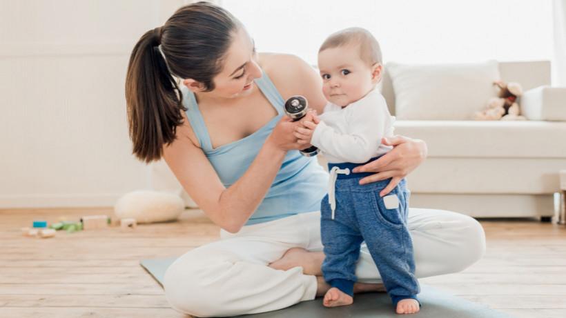 beba prvi samostalni koraci