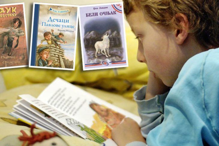 knjige o tugovanju za djecu