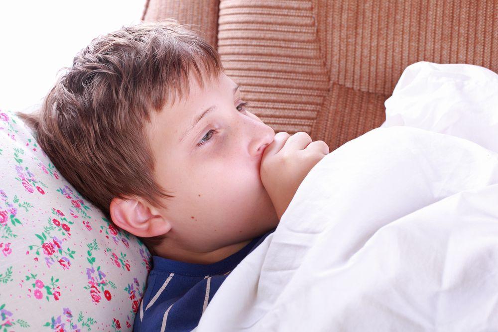 noćni kašalj kod djece