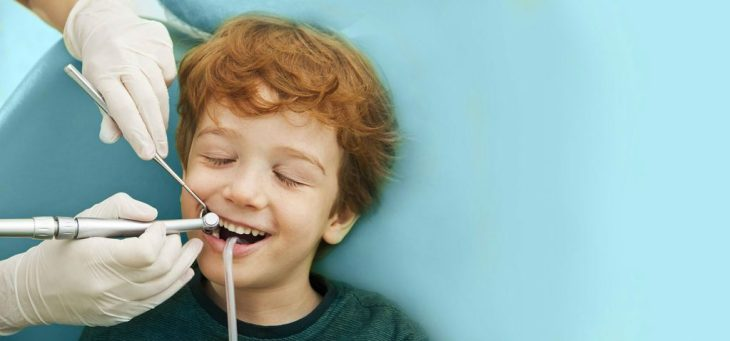 Popravka zuba kod djece