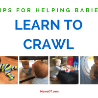 Tips for Helping Babies Learn to Crawl