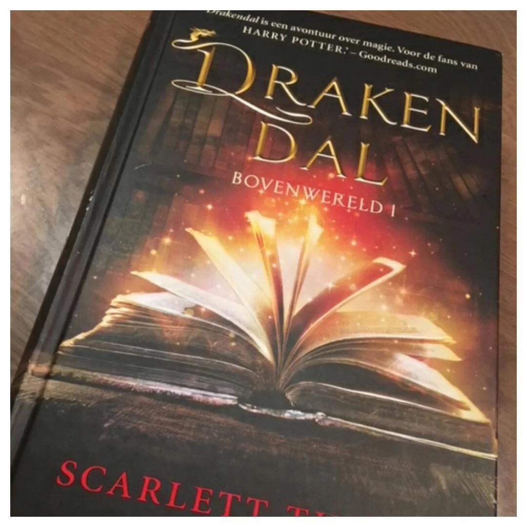 Gastblogger Daniëlle | Drakendal Bovenwereld | Scarlett Thomas