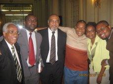 2010.05.24 Ao Centro, Dr. Oliveira, representação do Movimento Negro na Segurança Pública Estadual foto Nayt Junior