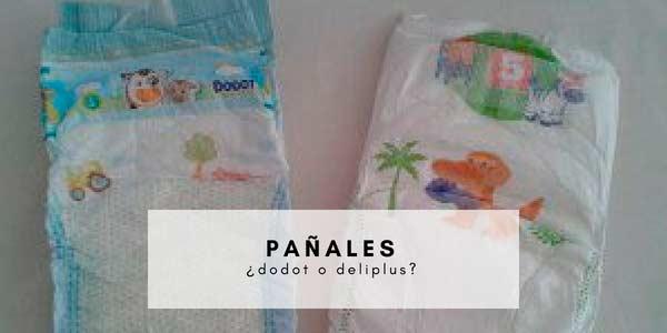 Pañales: Dodot o Deliplus, ¿Cuáles son mejor?