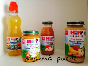 Productos Hipp Bio