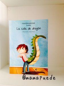 la cola de dragón