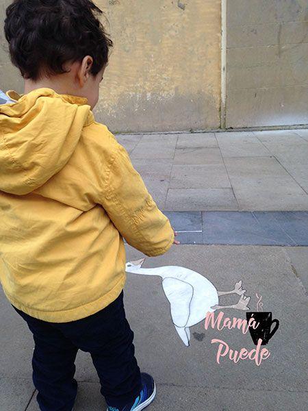 paseo con niños por Logroño