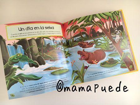 libro la selva
