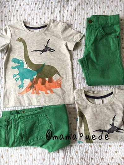 camisetas de dinosaurios