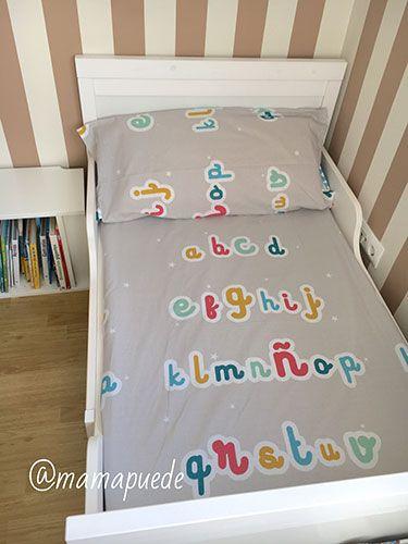 sabanas para camas infantiles
