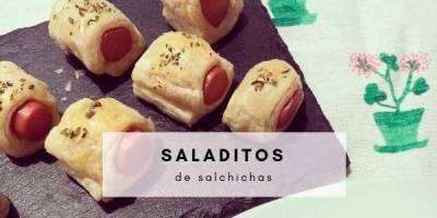 saladitos de salchichas