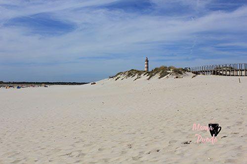 playa de aveiro