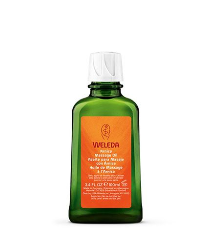 aceite de masaje con arnica