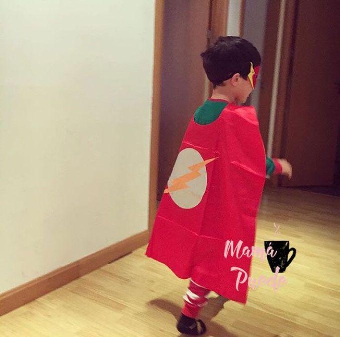 capas de superheróes, ideas de regalos para niños de 3 a 6 años