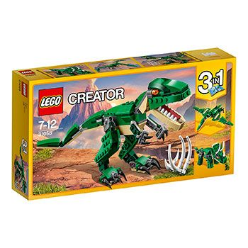 lego dinosaurios