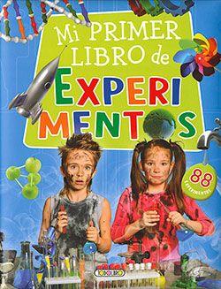libros de experimentos