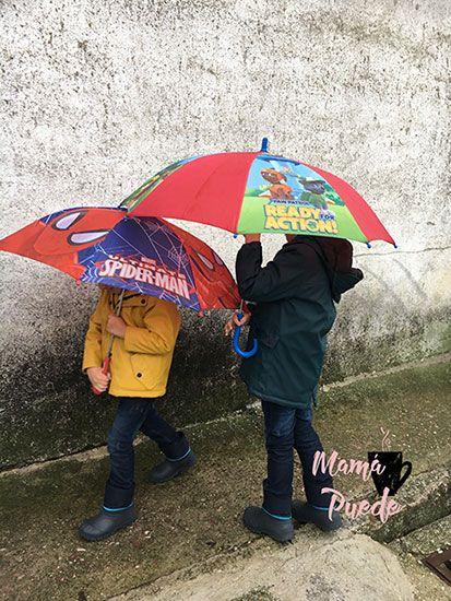 planes para los días de lluvia
