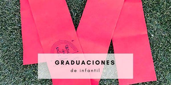 graduaciones de infantil