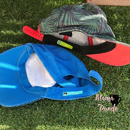 marcar la ropa y objetos de los campamentos