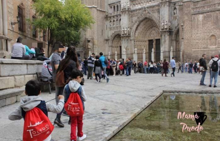 Qué hacer en Toledo con niños