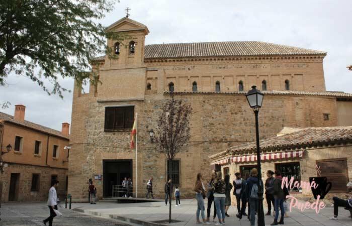 Sinangoga de El Tránsito y Museo Sefardí