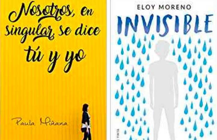 Invisible y Nosotros en singular se dice tu y yo