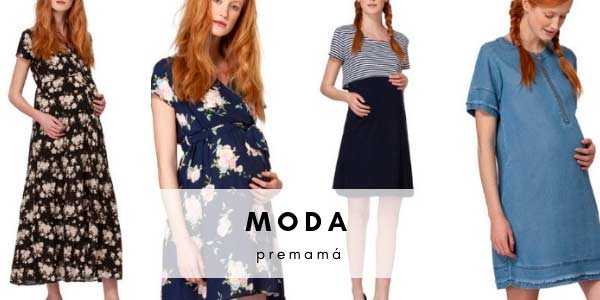Moda Premamá: el armario para embarazadas