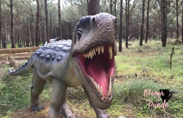 dinosaurios en Lourinha