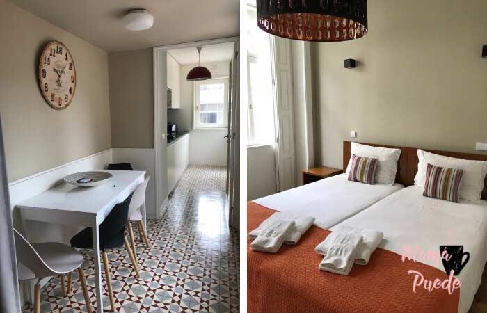 Alojamiento en Oporto