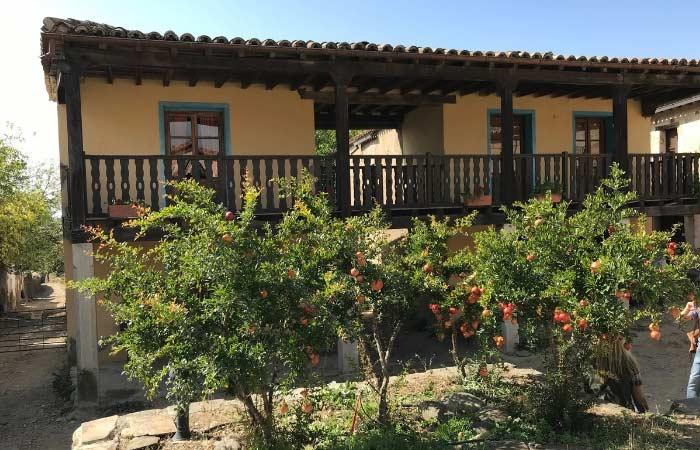Casa restaurada en Granadilla