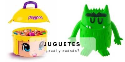 elegir juguetes adecuados