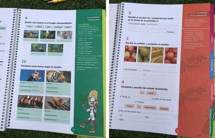 cuaderno prepara tercero de primaria