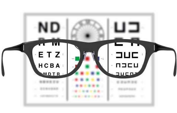 revisiones de la vista en niños y adultos