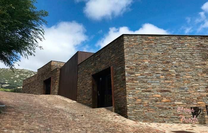 museo de los mares antiguos en Monsagro