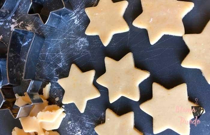 receta de galletas facil