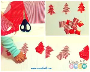 Clasificando Regalos y Árboles de Navidad