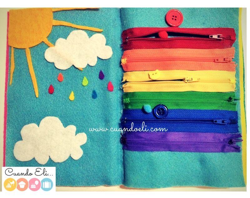El Arcoris Cremallera : Quiet Book