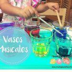 Vasos Musicales(Xilófono Casero)