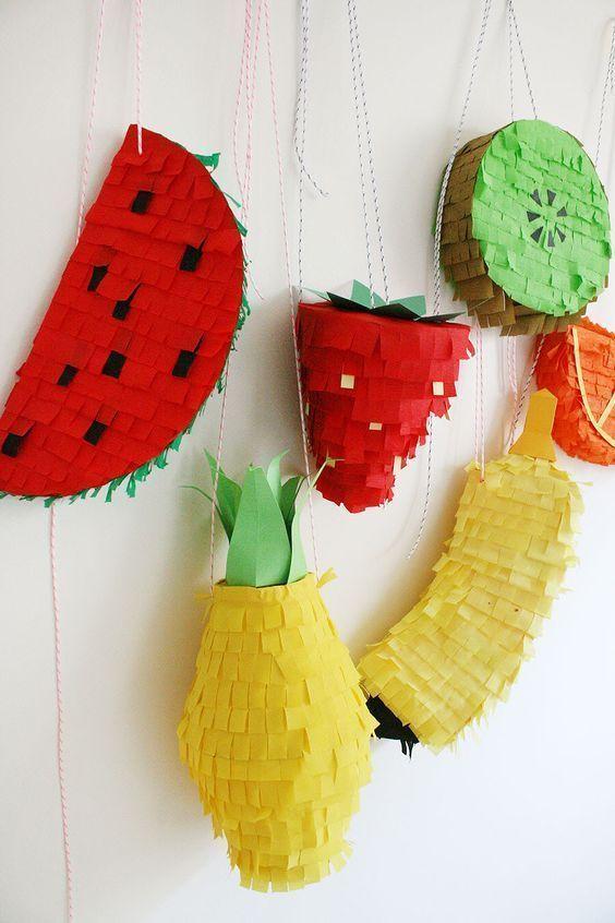 Ideas DIY para Fiestas Infantiles