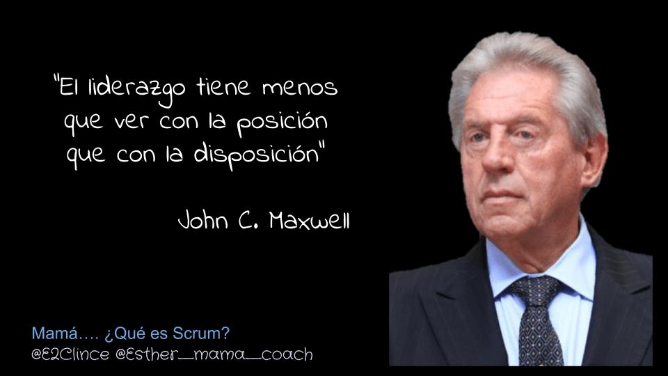¿Qué caracteriza a un verdadero líder según John C. Maxwell?